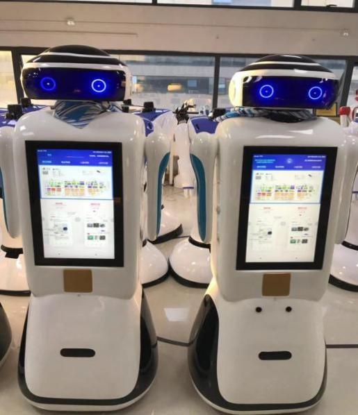新款机器 人一禁毒 使者