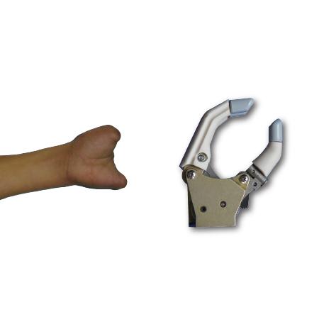 掌部一自由度假手(部分手截肢)