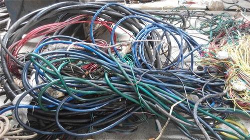 如何处理废弃电线电缆?