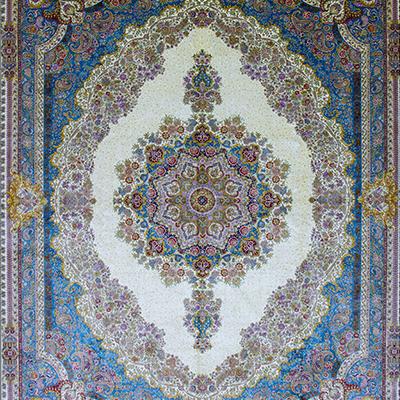 手工真丝地毯