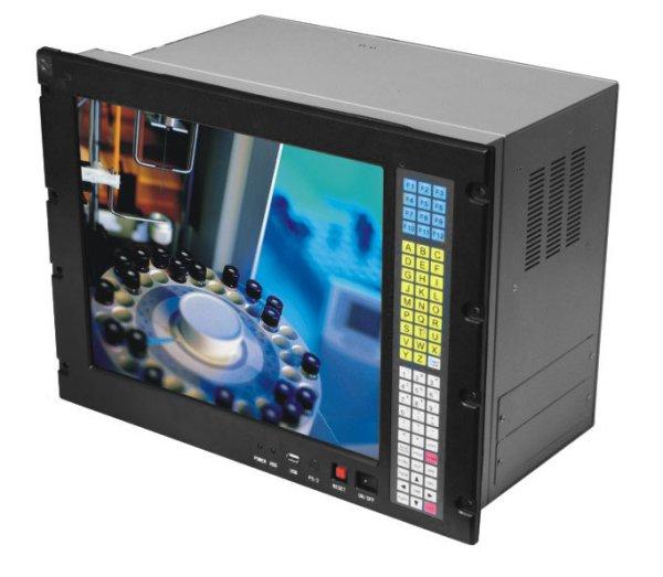 IWS-817  817T-8U显控计算机