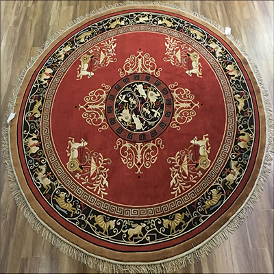 手工地毯定制