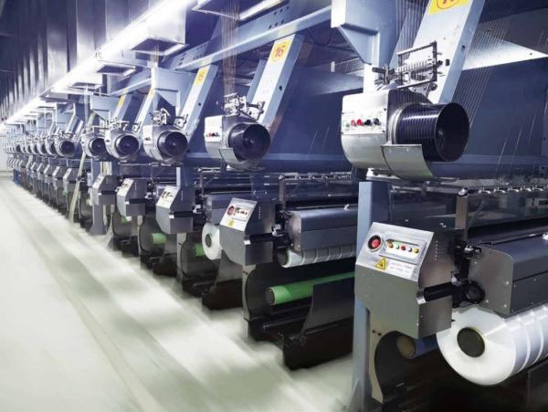 涤纶复合POY 纺丝工程成套设备