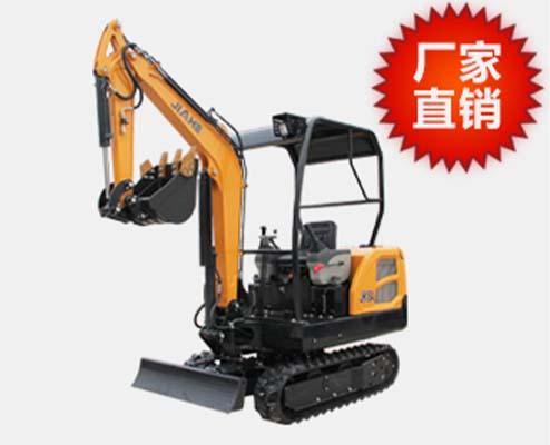 小型挖掘機的工作裝置結構