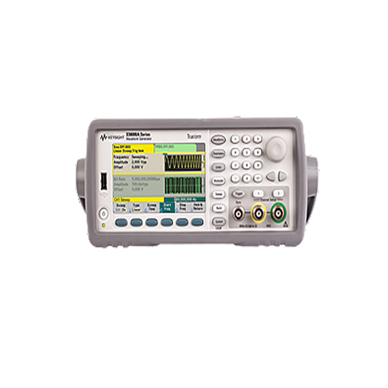 33500B Trueform 系列波形/函数发生器