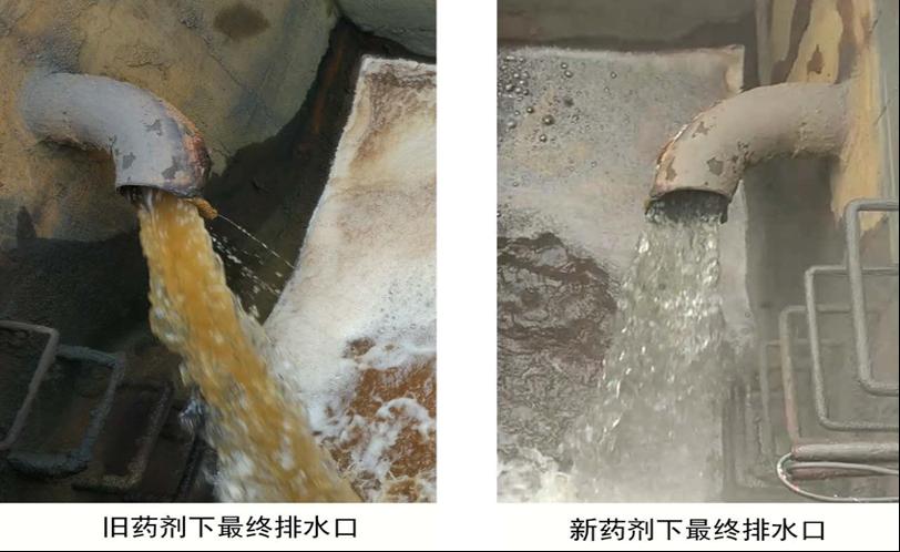 01-焦化廢水深度處理劑-出水對比.png