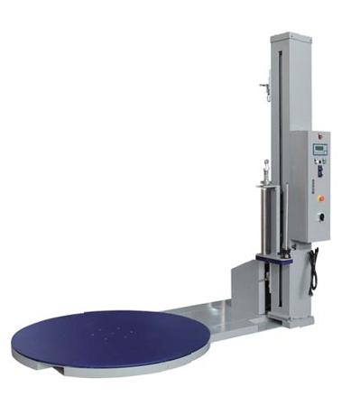 MH-FG-1000A 轉盤式拉伸薄膜纏繞機