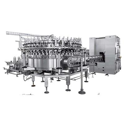 PGF系列易拉罐灌裝機