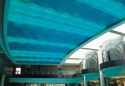 朗域B級高清UV軟膜