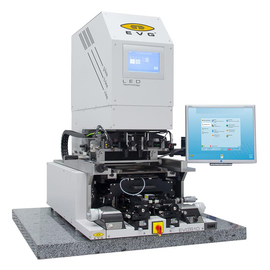 EVG610 紫外光纳米压印机
