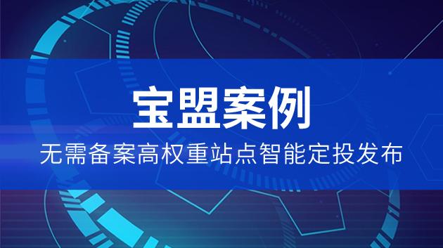 宝盟北京网络推广方案
