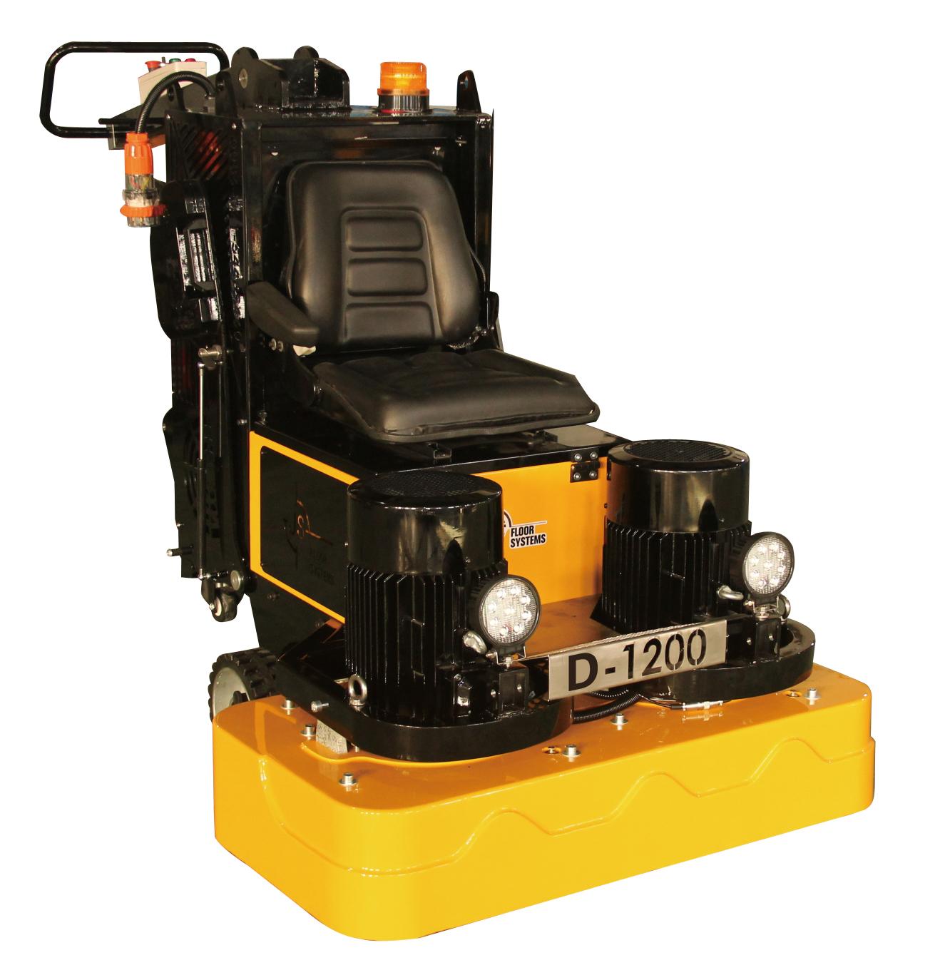 D1200 座驾式研磨机