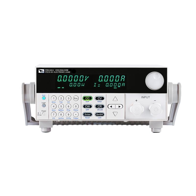 IT8500G+ 系列可编程电子负载