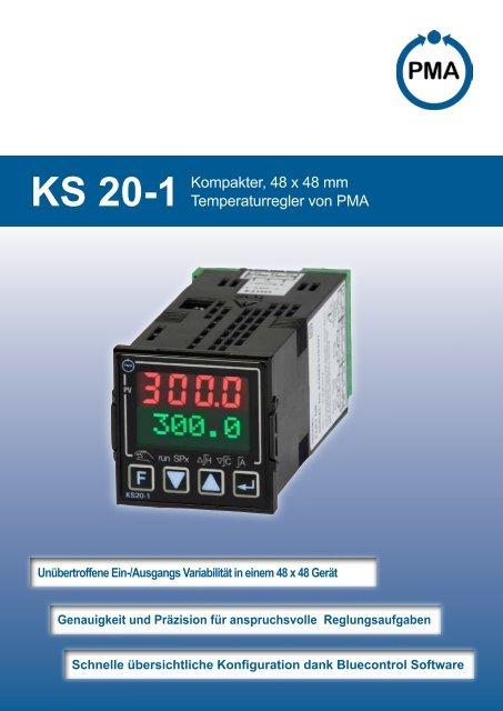 德国PMA KS20-1系列
