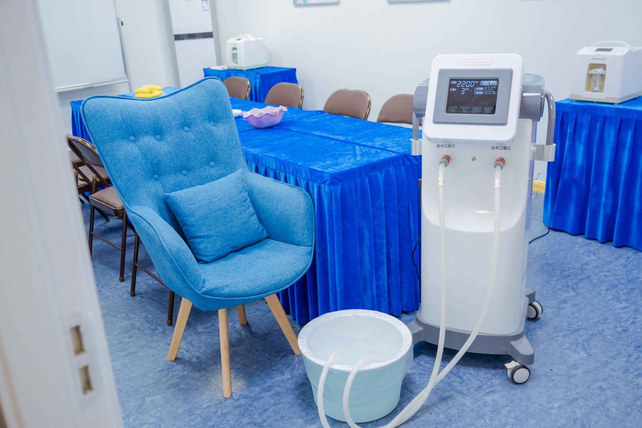 氢素养生从脚开始,氢足浴改善机体内环境,调理身体!