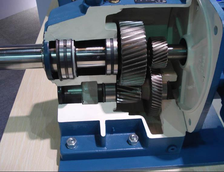 减速机的种类和几种常用减速机特点及优缺点介绍