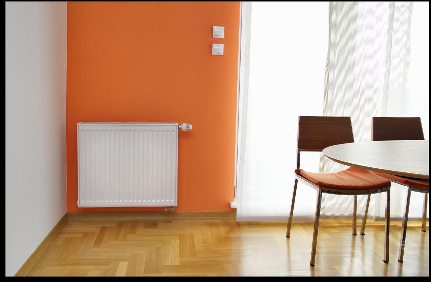 壁挂炉+散热器+生活热水