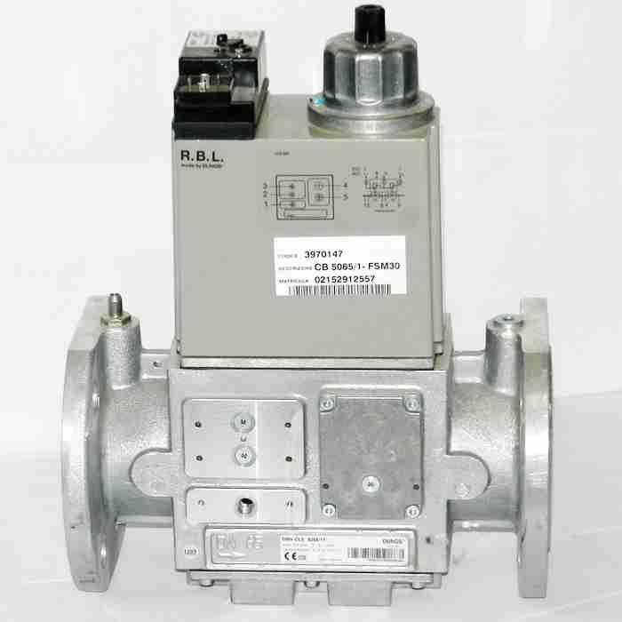 冬斯电磁阀MB-DLE412 DUNGS