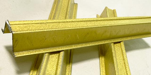 树脂高防腐镀铝锌钢挂瓦条