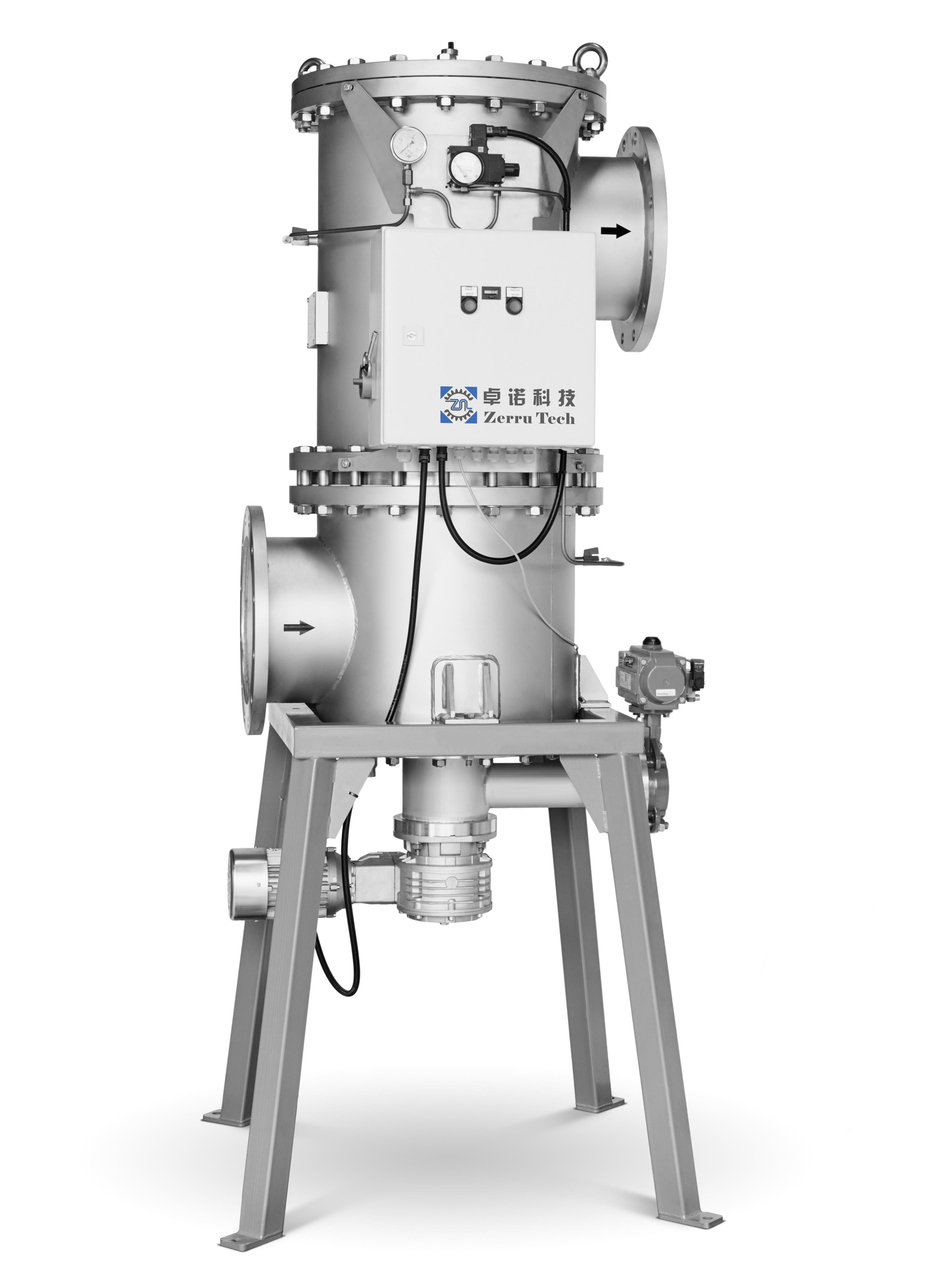 ZSF-F01 全自动刷式自清洗过滤器