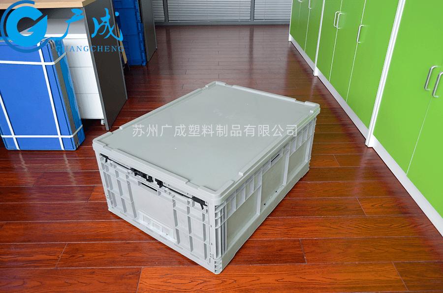 800*600箱蓋物流箱使用