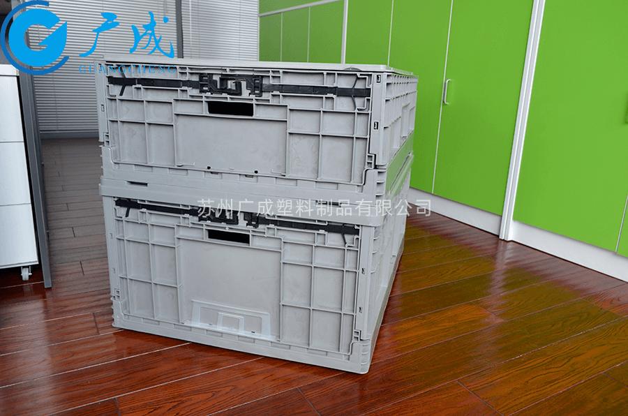 800*600箱蓋堆碼使用