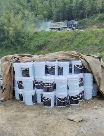 水性渗透型无机防水剂使用用量多少?