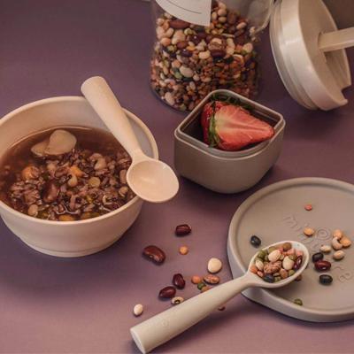 miniware天然宝贝辅食儿童餐具-新年辅食日记