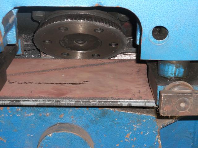 GD-20 滚剪倒角机