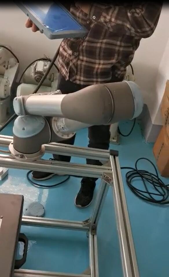 机器人机械手调试