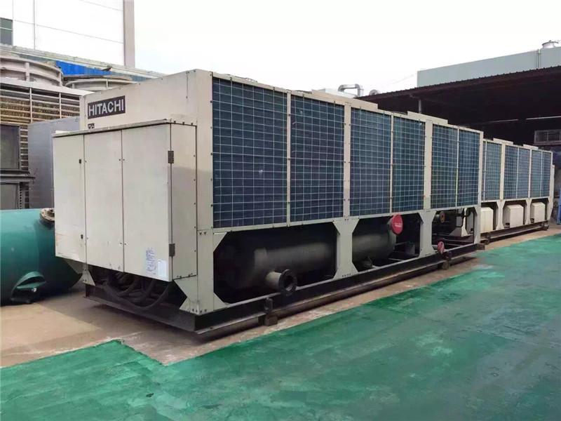 日立风冷热泵机组,制冷量1134KW,制热量1134KW