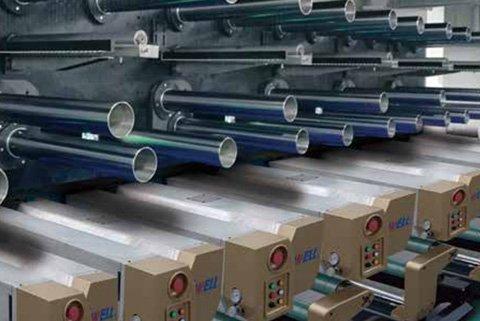 熔纺氨纶纺丝成套设备