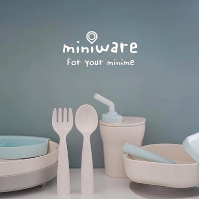 miniware天然宝贝辅食儿童餐具-Miniware的设计师夫妻