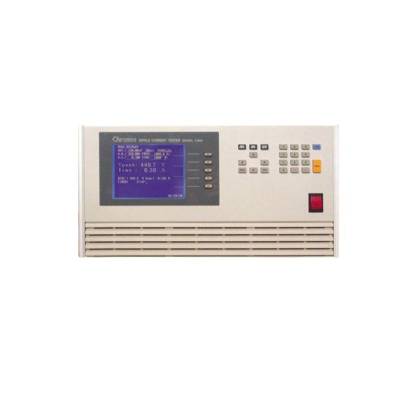 涟波电流测试器 Model 11800/11801/11810