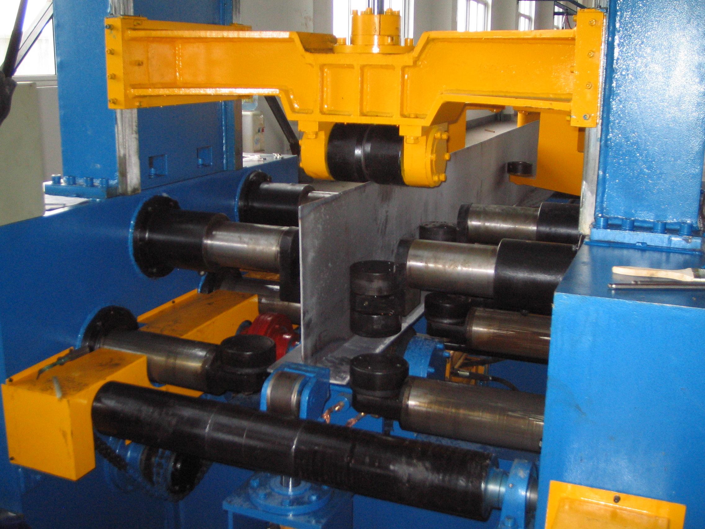 H型钢自动组立机