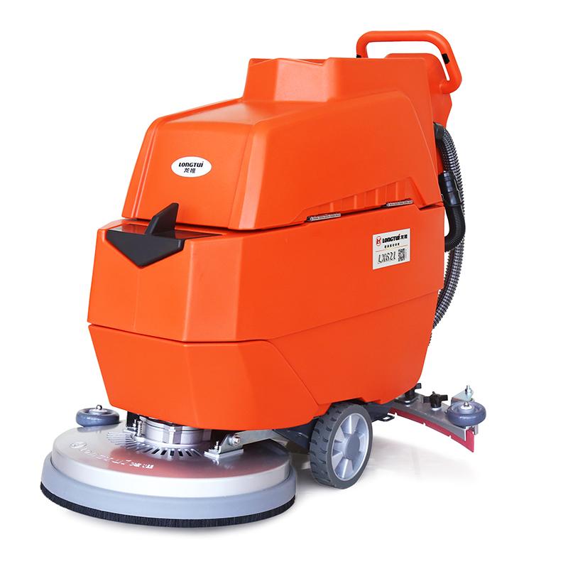 龙工LX621自行式电动洗地机