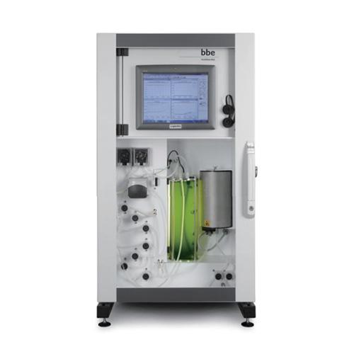 植物藻生物预警仪