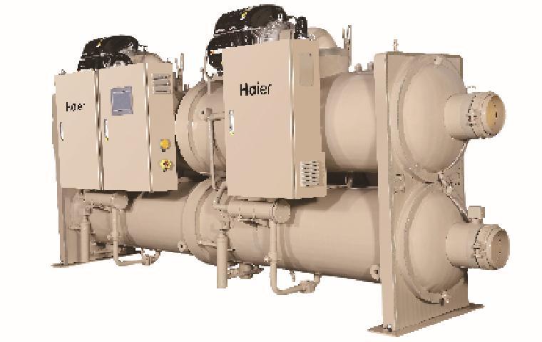 热泵磁悬浮机组