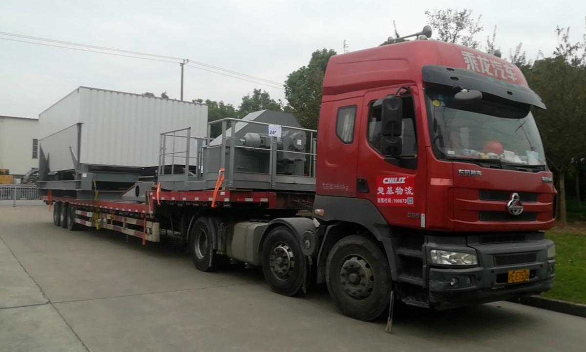 楚基水泥设备大件运输