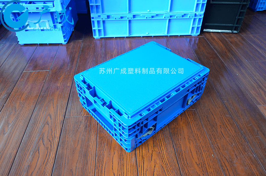 F4147折疊箱反面