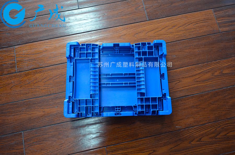 F4147折疊箱折疊正面