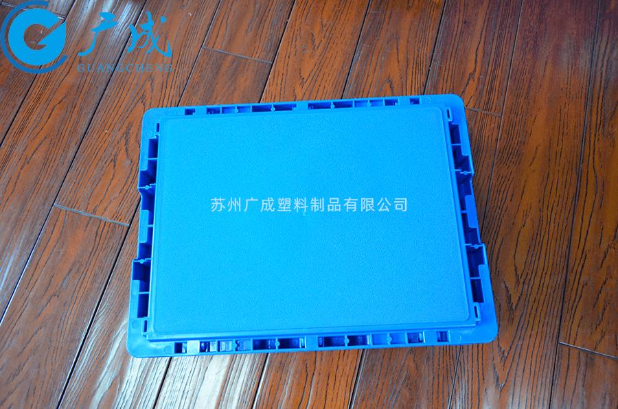 F4147折疊箱底部