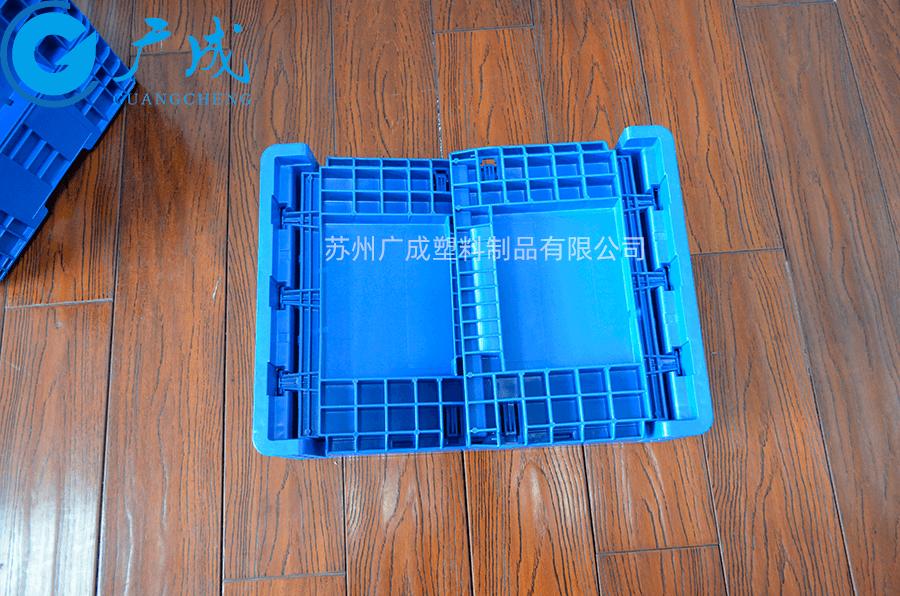 F4280折疊箱折疊正面