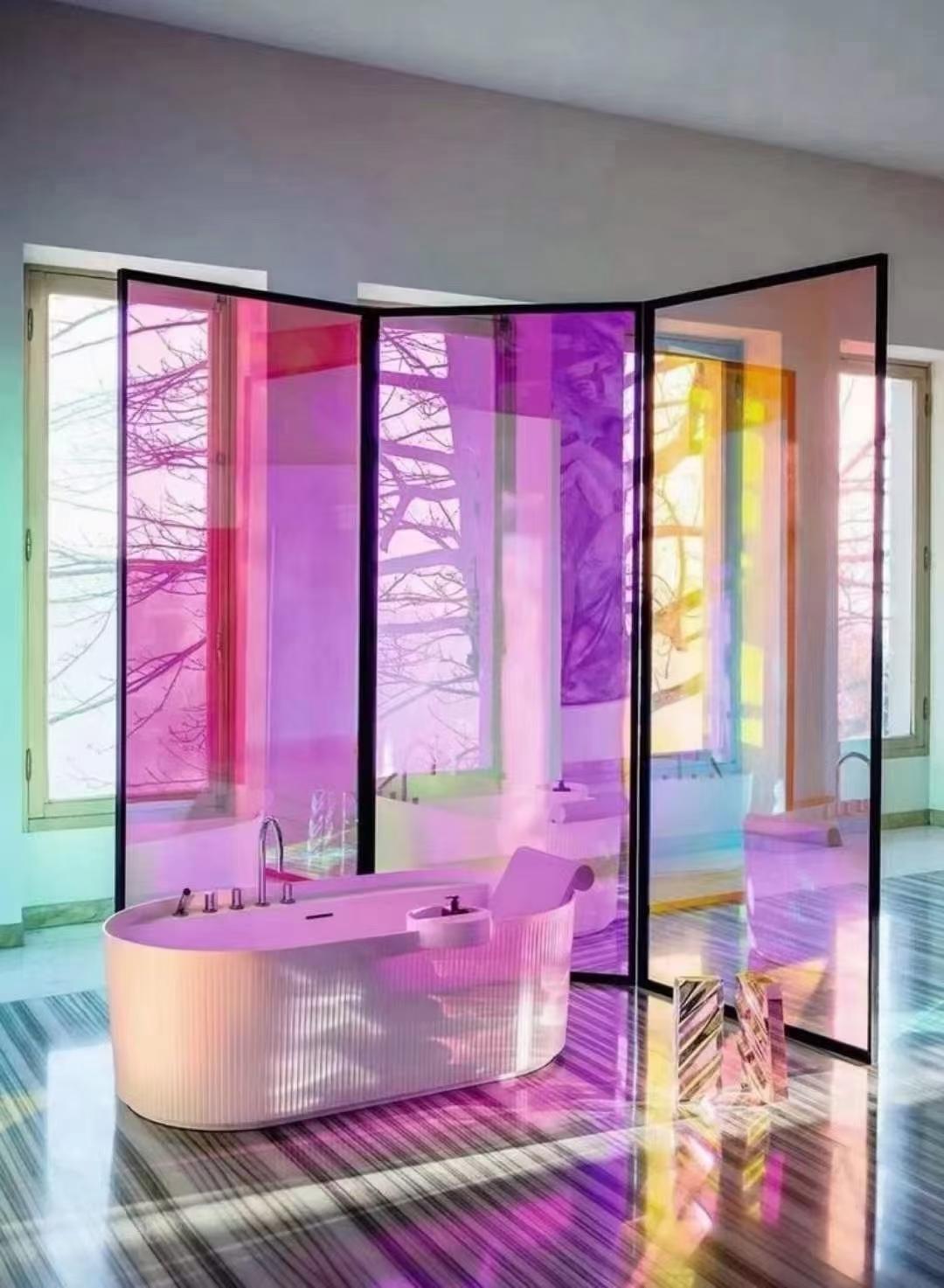 炫彩玻璃公司
