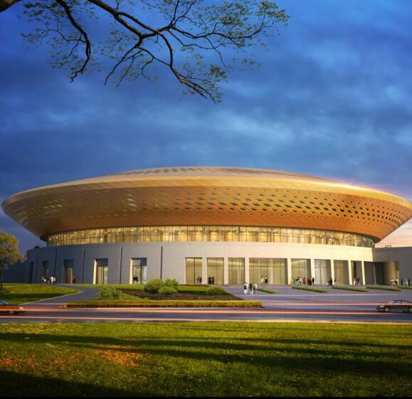 淮州新城国际会展中心