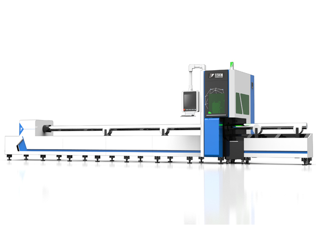 异形管光纤激光切割机