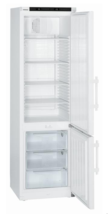 精密型冷藏冷凍組合冰箱LCv4010