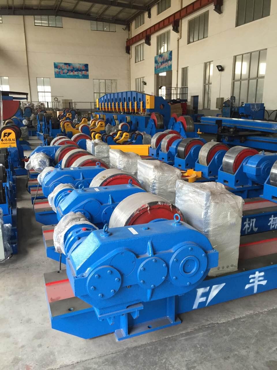 出租滚轮架 HGK-100吨焊接滚轮架 租赁价格
