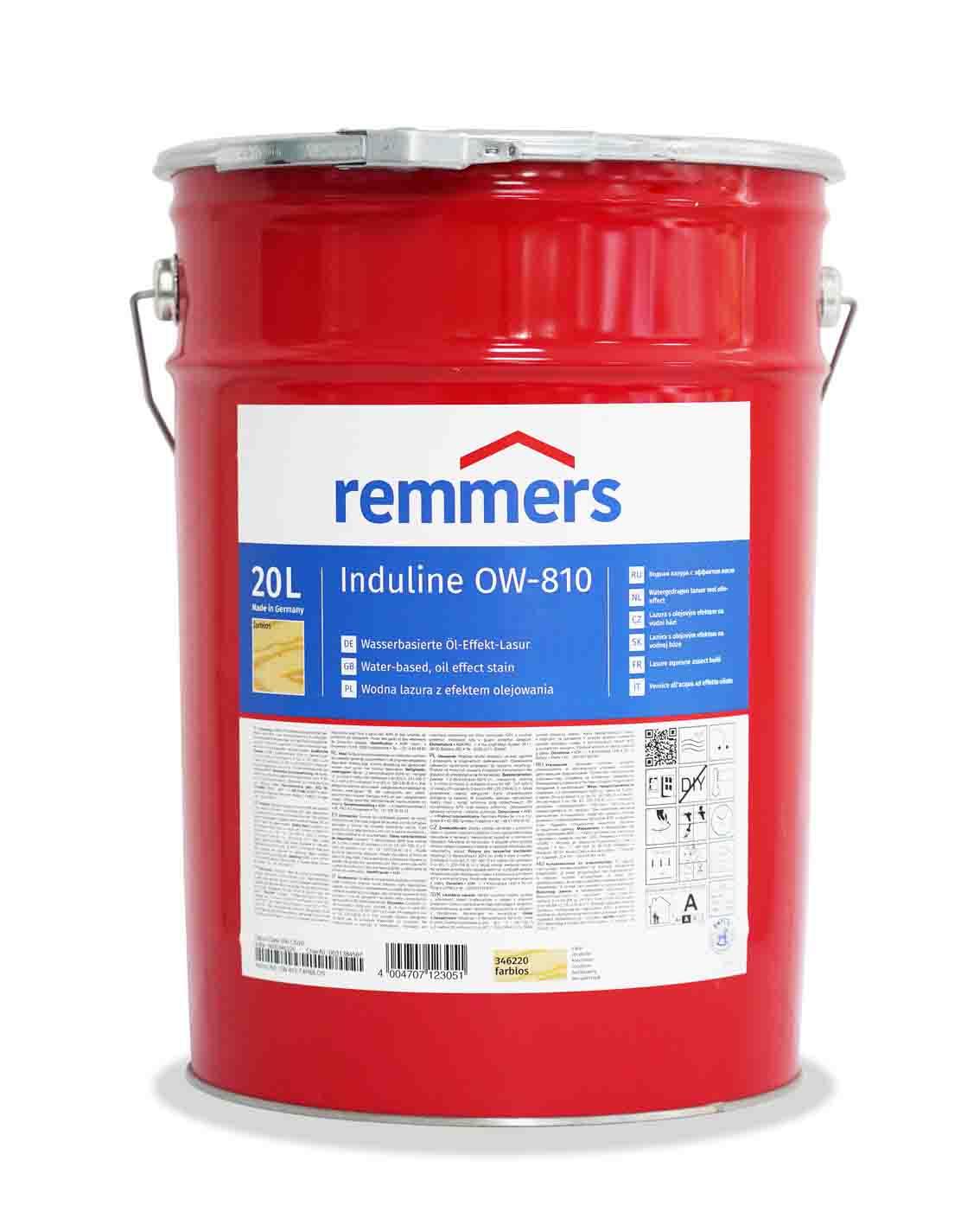 remmers-Induline OW-810 姘存�ч�㈡�