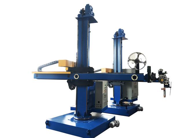 自动焊接操作架